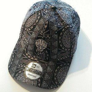 New Era Black Panther Hat